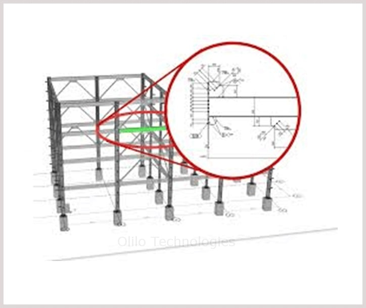 Bim structural detailing designing services company 2d for Aec architecture engineering construction