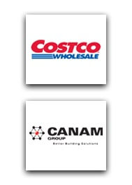 SrinSoft Costco-Canam