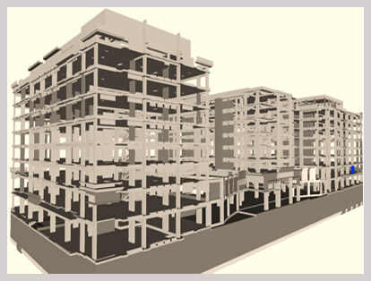 Structural BIM Modeling Services