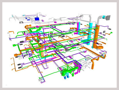 Mechanical BIM Modeling Services