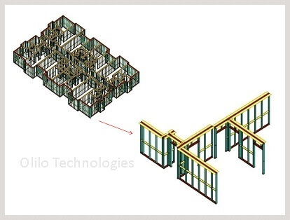 BIM Steel Framing Automation