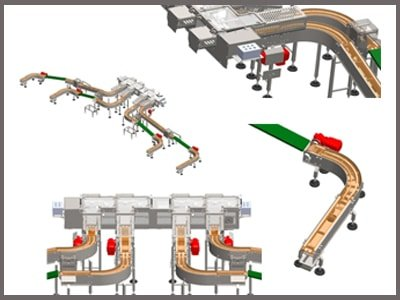 conveyor design