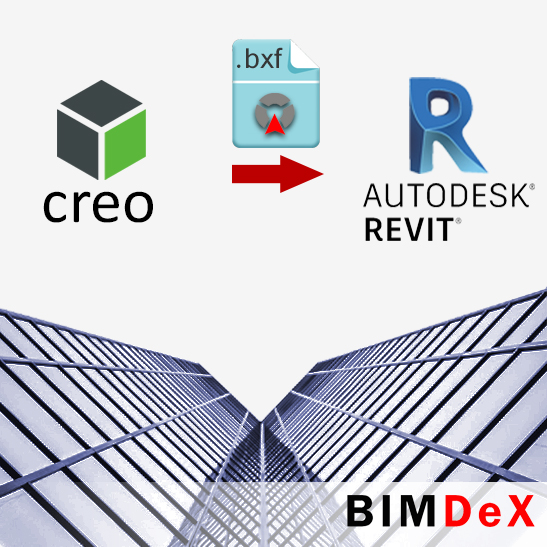 Creo to Revit Converter