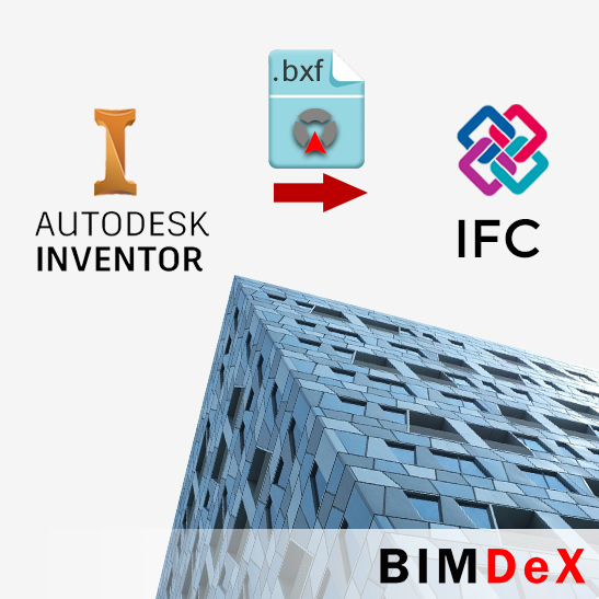 Inventor to IFC Converter
