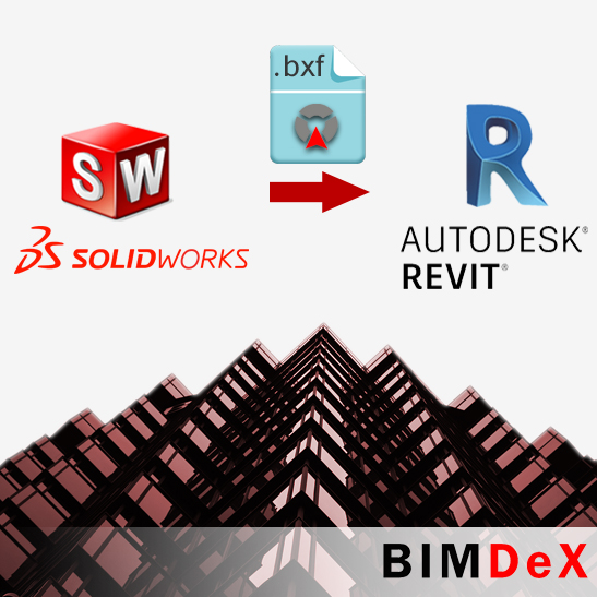 SolidWorks to Revit Converter, Revit Export, BIM Services